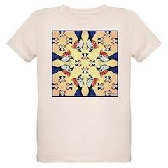 Guineas Galore! Organic Kids T-Shirt