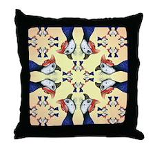 Guineas Galore! Throw Pillow