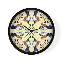 Guineas Galore! Wall Clock