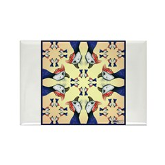 Guineas Galore! Rectangle Magnet (10 pack)