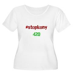 #stopkony 420 T-Shirt
