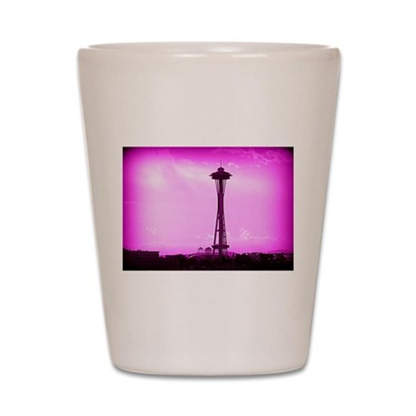 Space Needle Shot Glass