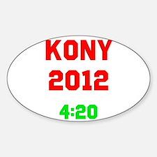 Kony 2012 4:20 Bumper Stickers