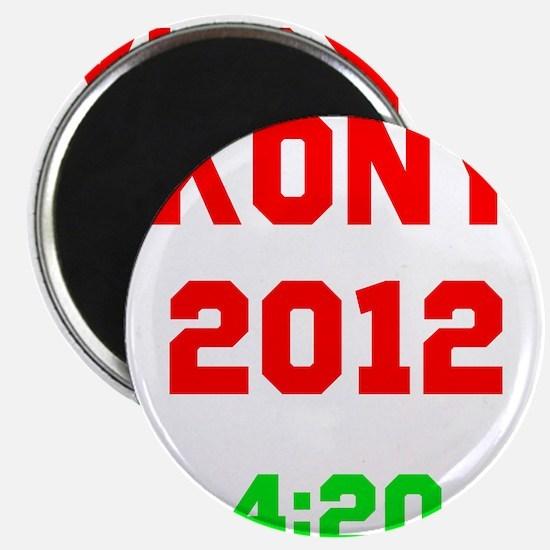 Kony 2012 4:20 Magnet