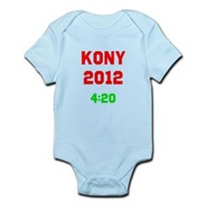 Kony 2012 4:20 Infant Bodysuit