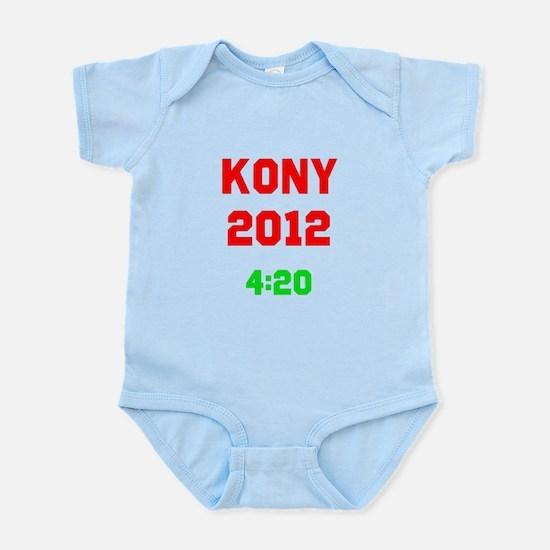 Kony 2012 4:20 Infant Bodysuit