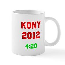 Kony 2012 4:20 Small Small Mug