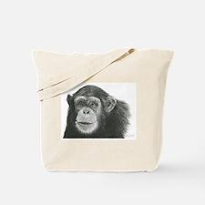 Chimpanzee,KODUA Tote Bag
