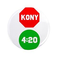 Stop Sign Kony Go 420 3.5