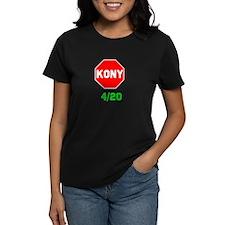 Stop Kony 420 Tee