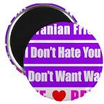 My Iranian Friends Magnet