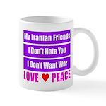 My Iranian Friends Mug
