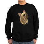 French Bulldog Sweatshirt (dark)