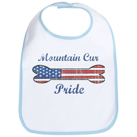Mountain Cur Pride Bib