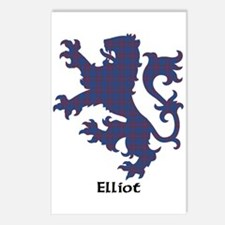 Lion - Elliot Postcards (Package of 8)