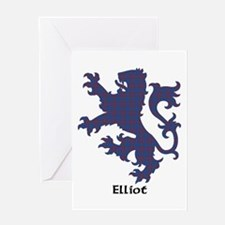 Lion - Elliot Greeting Card