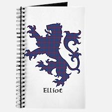 Lion - Elliot Journal