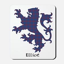 Lion - Elliot Mousepad