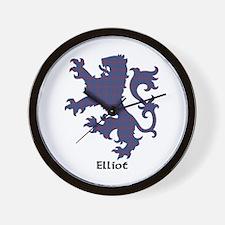 Lion - Elliot Wall Clock