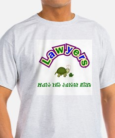 Lawyer Baby Clothes T-Shirt