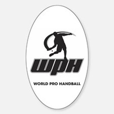WPH Oval Decal