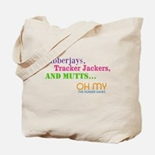 Cute Jabberjay Tote Bag