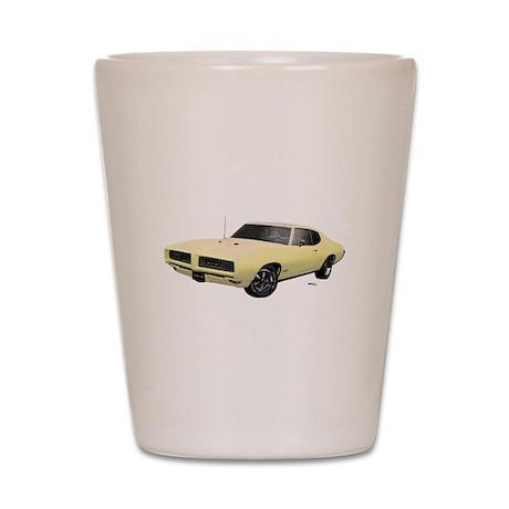1968 GTO Mayfair Maize Shot Glass