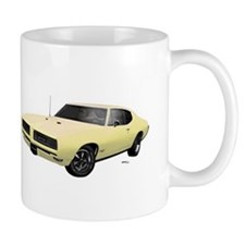 1968 GTO Mayfair Maize Mug
