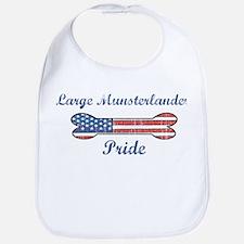 Large Munsterlander Pride Bib