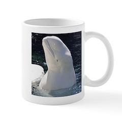 Beluga Whale Mug