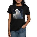 Beluga Whale Women's Dark T-Shirt