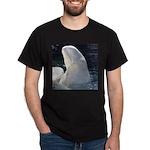 Beluga Whale Dark T-Shirt