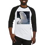 Beluga Whale Baseball Jersey