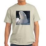 Beluga Whale Light T-Shirt