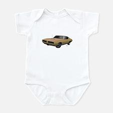 1968 GTO Primavera Beige Infant Bodysuit