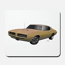 1968 GTO Primavera Beige Mousepad