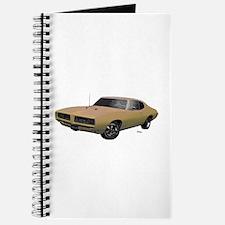 1968 GTO Primavera Beige Journal