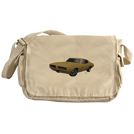 1968 GTO April Gold Messenger Bag