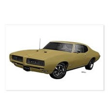 1968 GTO April Gold Postcards (Package of 8)