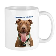 Pit Bull 14 Small Mugs