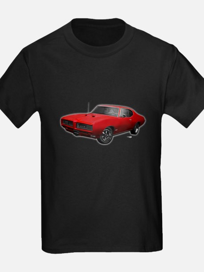 1968 GTO Solar Red T