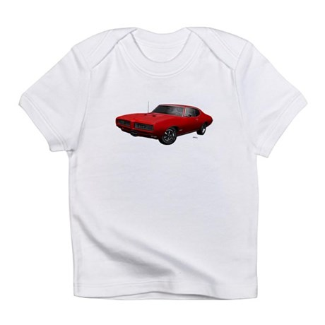 1968 GTO Solar Red Infant T-Shirt