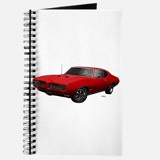 1968 GTO Solar Red Journal