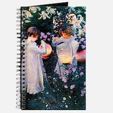 Sargent Carnation & Lily Journal