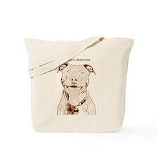 Pit Bull 15 Tote Bag
