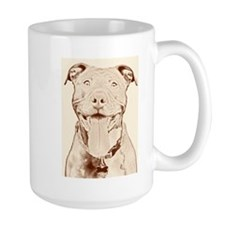 Pit Bull 16 Ceramic Mugs