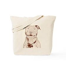 Pit Bull 16 Tote Bag