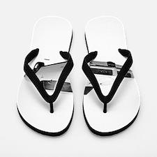 1968 GTO Cameo Ivory Flip Flops