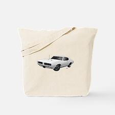 1968 GTO Cameo Ivory Tote Bag