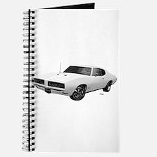 1968 GTO Cameo Ivory Journal